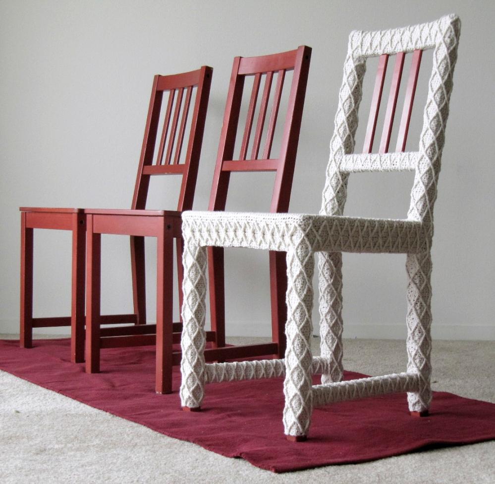 Декор стульев своими руками (фото) - Уютка