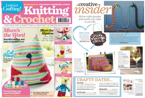 Knitting & Crochet Issue 53