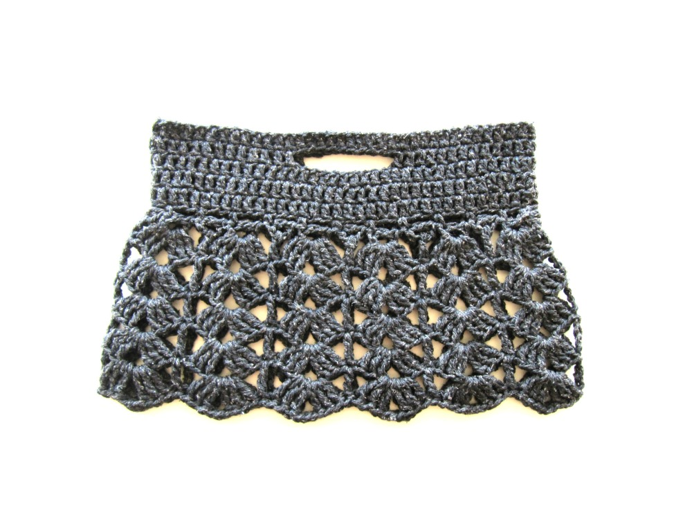 New Crochet Lace Laptop Bags KNITS FOR LIFE