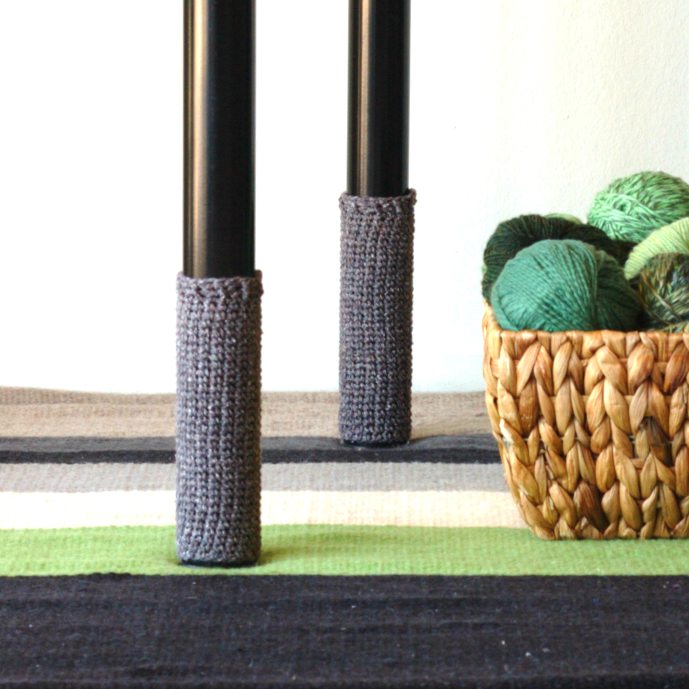 Custom Table Socks Recycled Yarn by Knits for Life