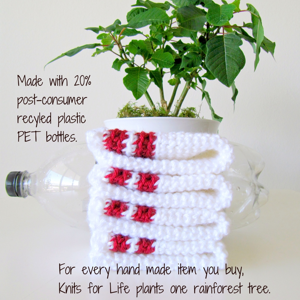 Eco Friendly Home Decor by Knits for Life