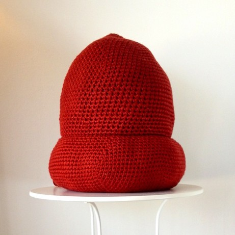 Giant Custom Crochet Acorn