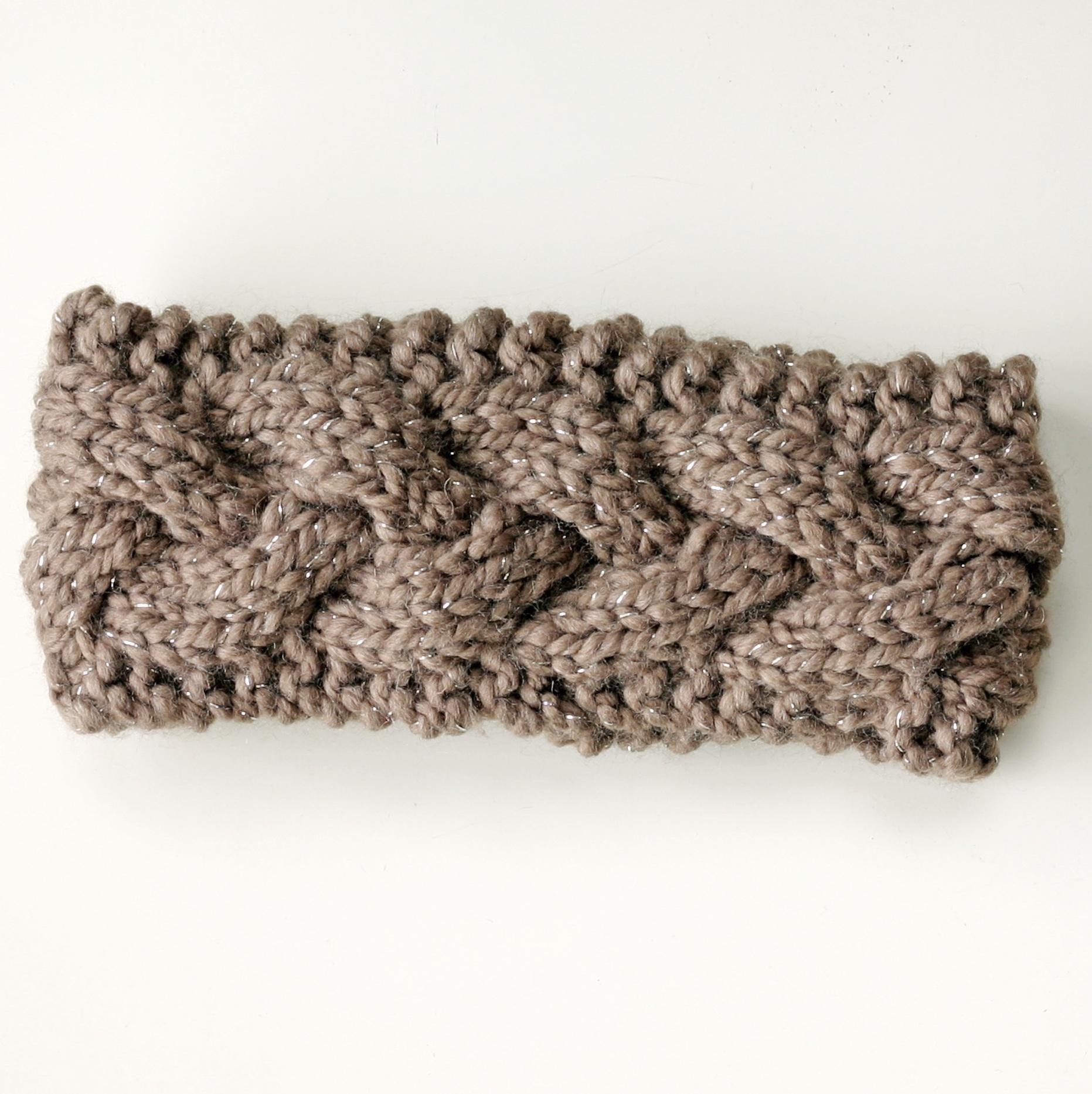 Ear Warmer Headband Knitting Pattern Awesome Decoration