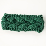 Chunky Knit Ear Warmer Headband