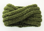 chunky knit turban headband ear warmer