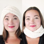 chunky knit headband ear warmer