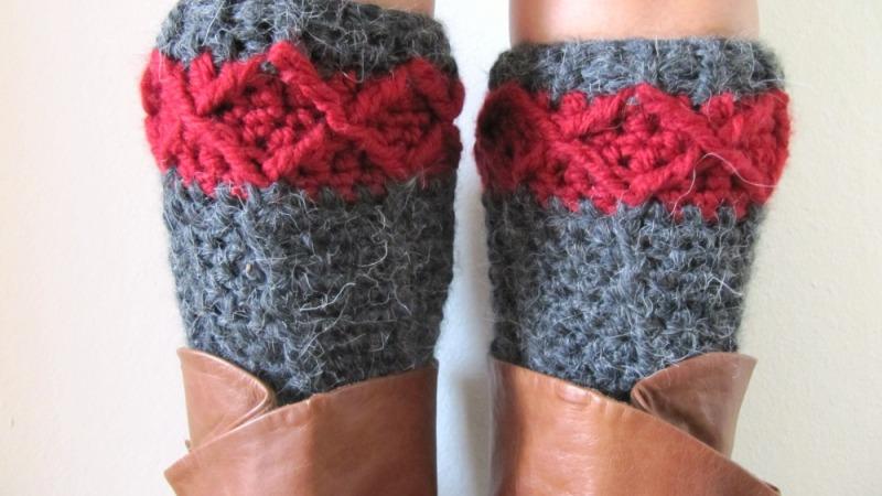 Free Leg Warmer CrochetPattern