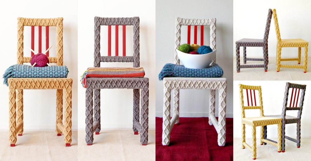 Crocheted Chairs