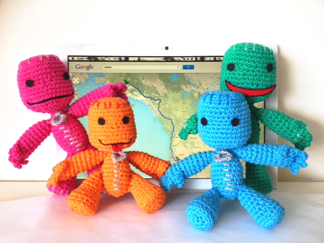 Little Big Planet Sackboys Knits For Life