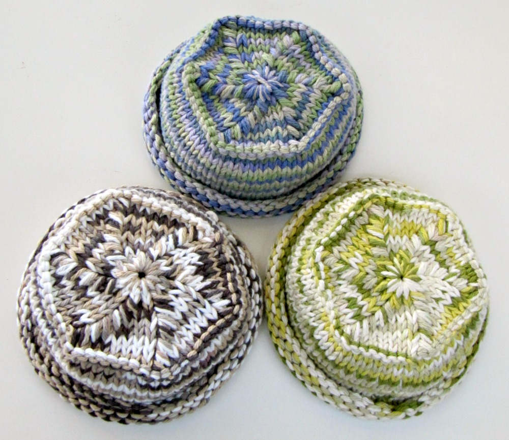 Knit Wildlife Rescue Bird Nests