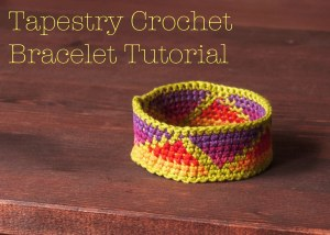 Crochet Friendship Bracelet Tutorial