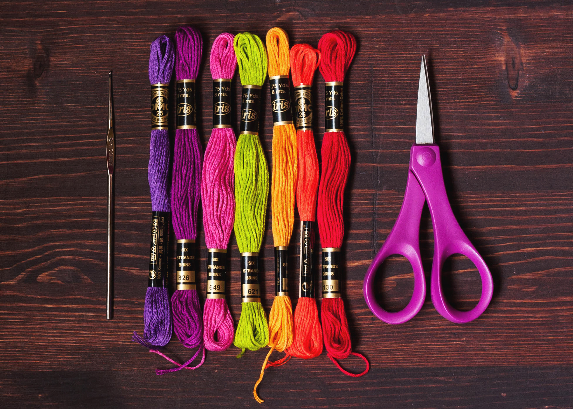 Tapestry Crochet Supplies