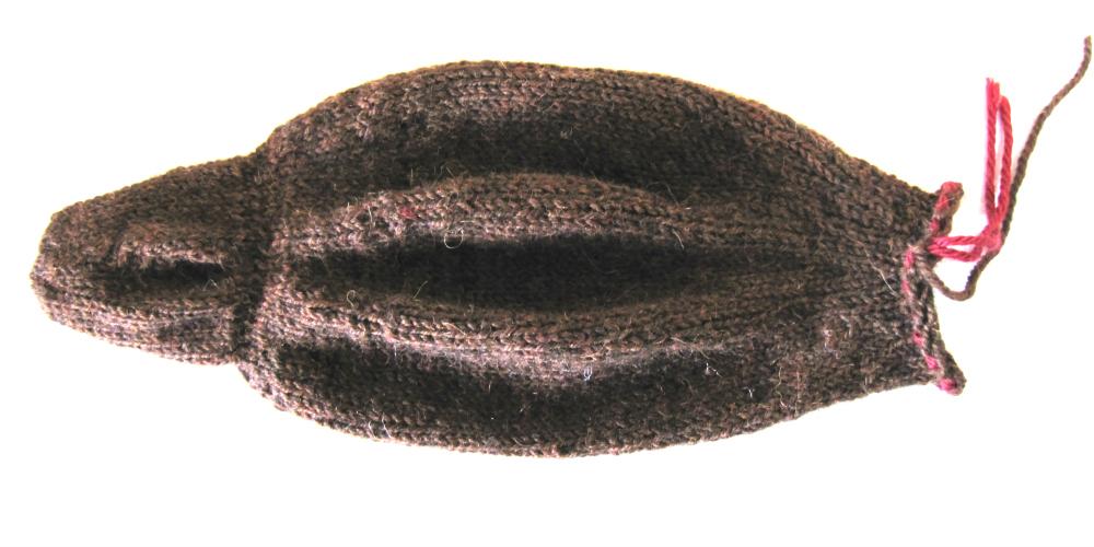 knit Beaver pattern empty