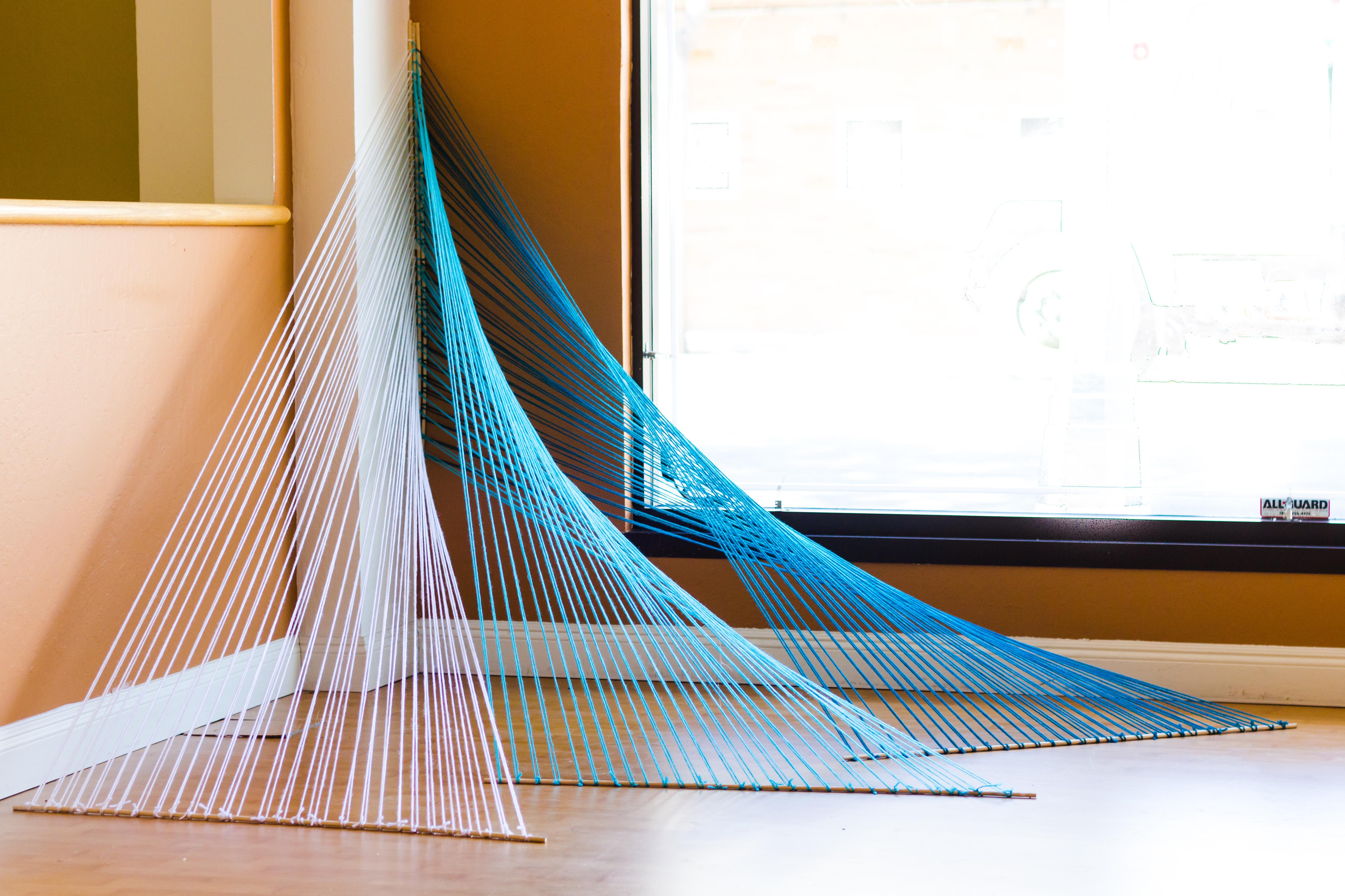yarn string art - photo #7