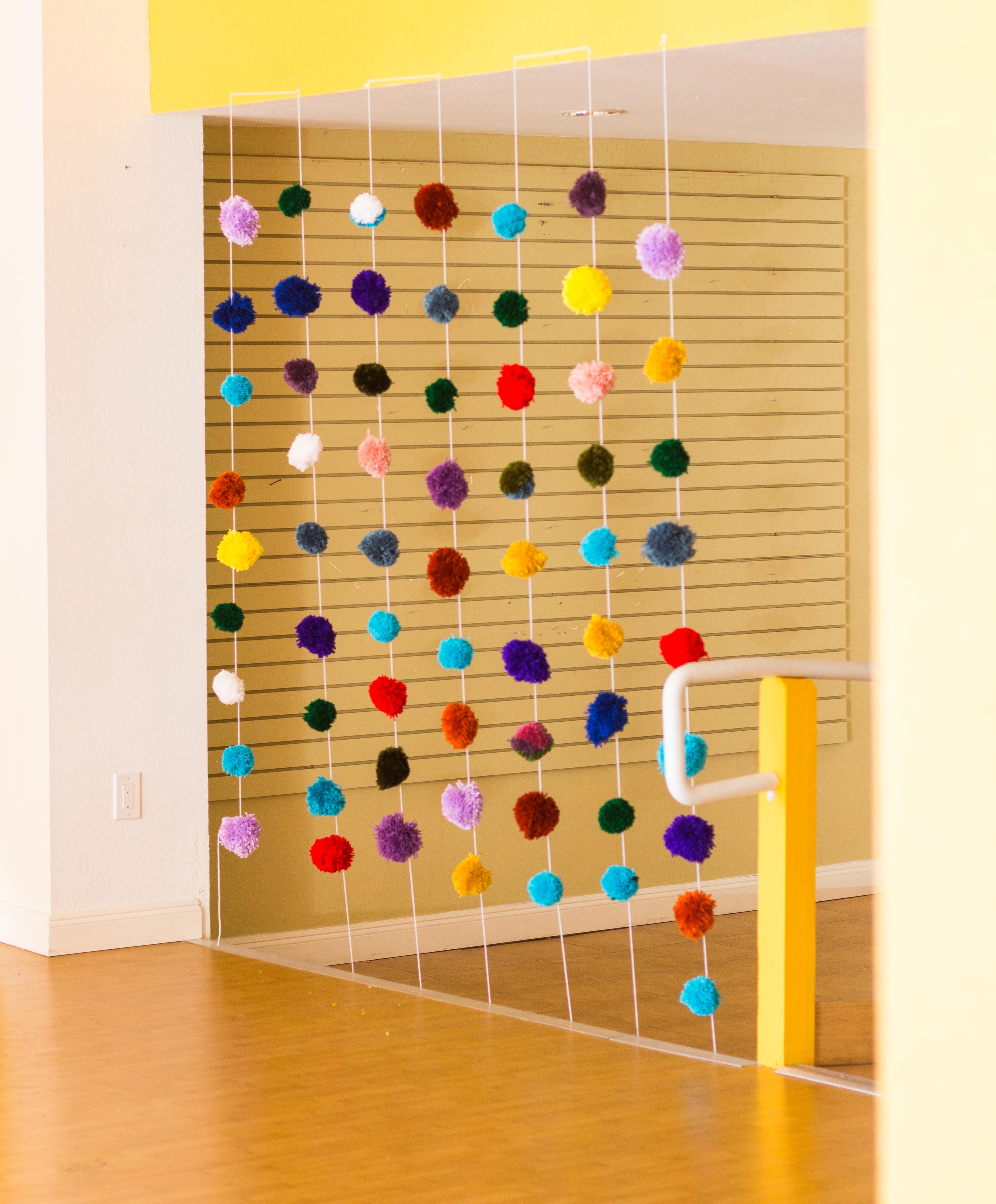 Pom Pom Curtains Pom Pom At Home Each 42w X 96l Smocked