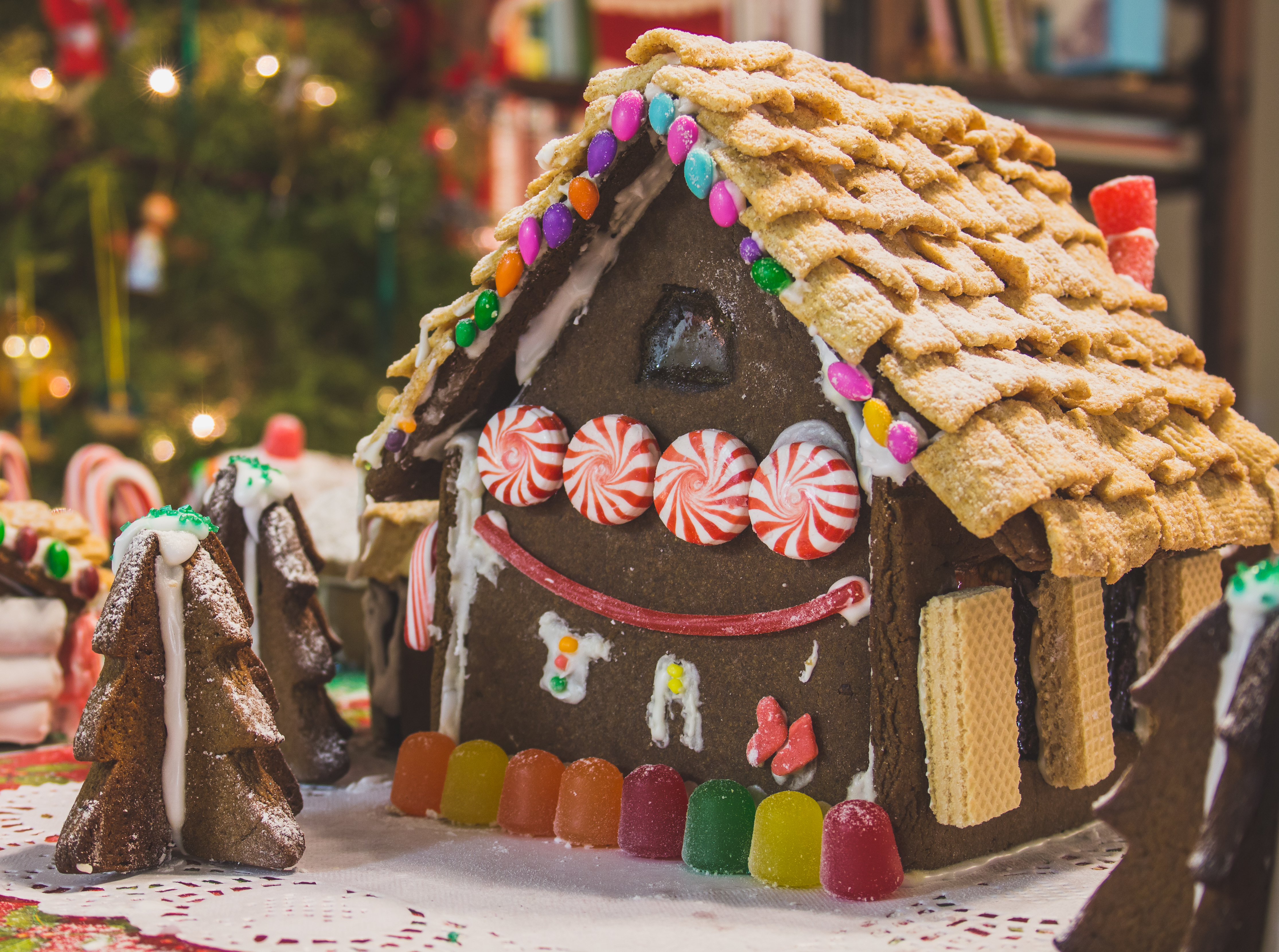 Gingerbread House Ideas Gingerbread House Ideas ...