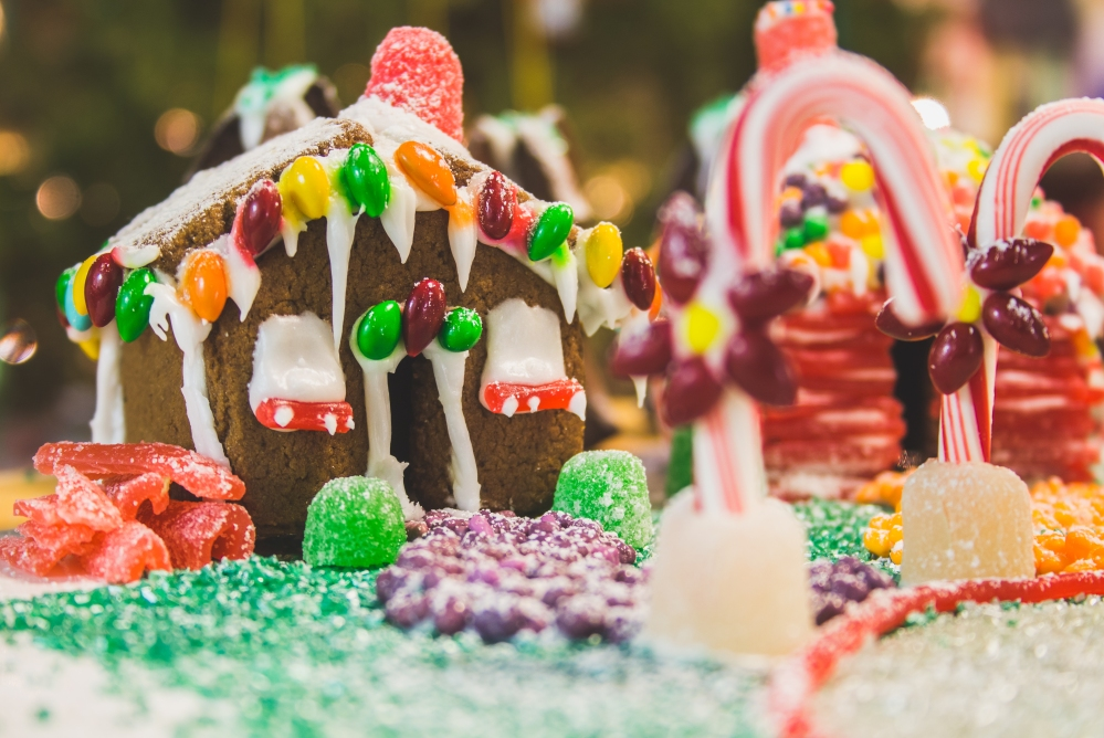 Gingerbread house ideas