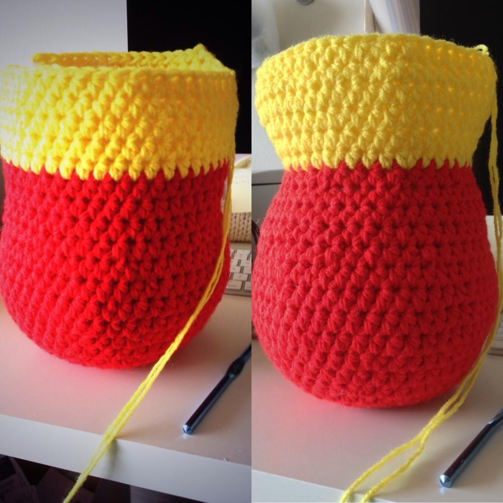 crochet russian nesting dolls olympic judges