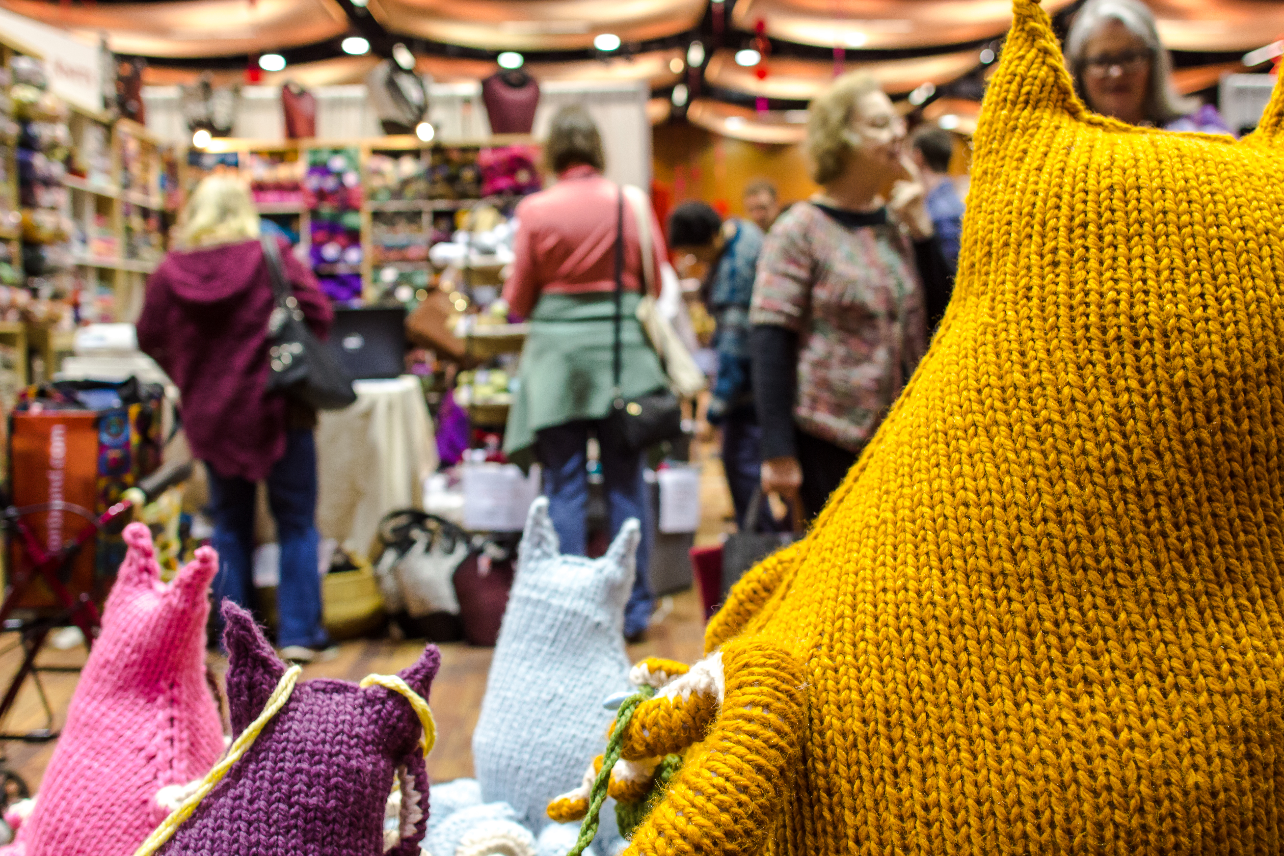 Knitting In The City Vk : Vogue knitting live seattle recap knits for life
