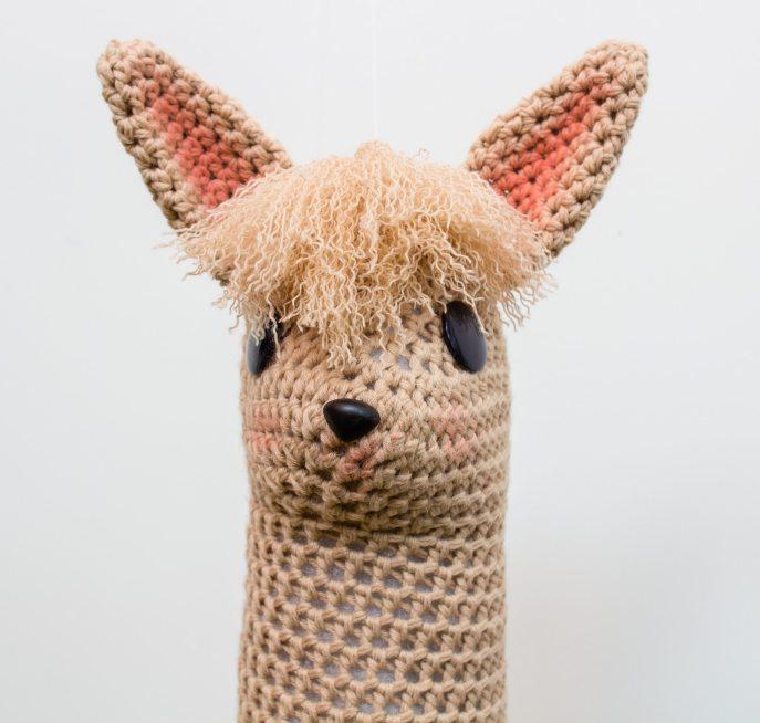Alpaca Crochet Pattern Alpaca Amigurumi Doll