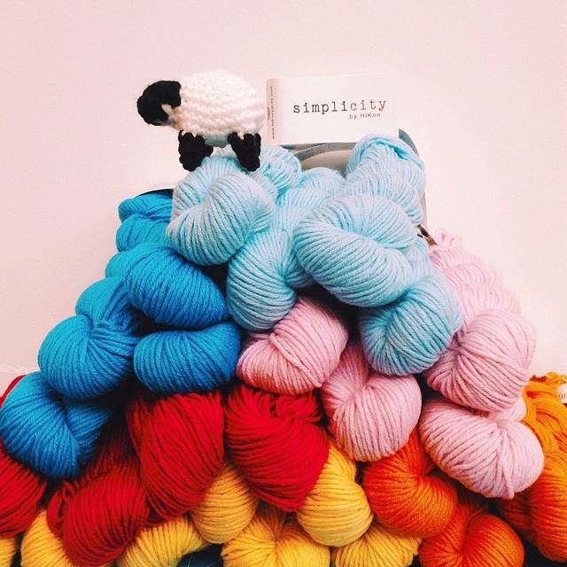 Miniature Sheep Crochet Pattern
