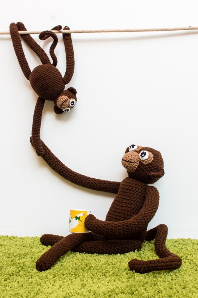New Crochet Pattern Monkey Business Knits For Life