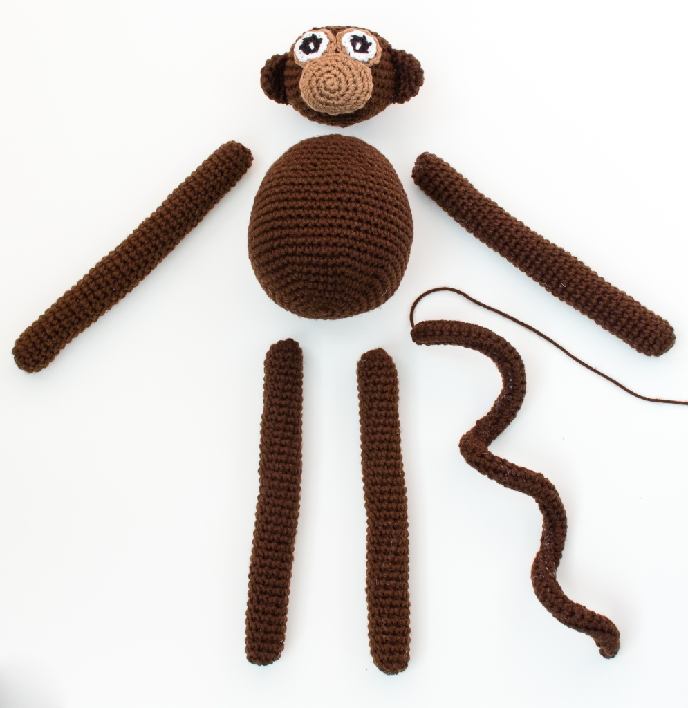 Monkey Business Crochet pattern