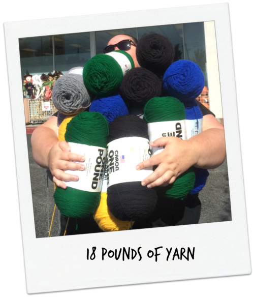 One Pound Yarn Joann Fabrics