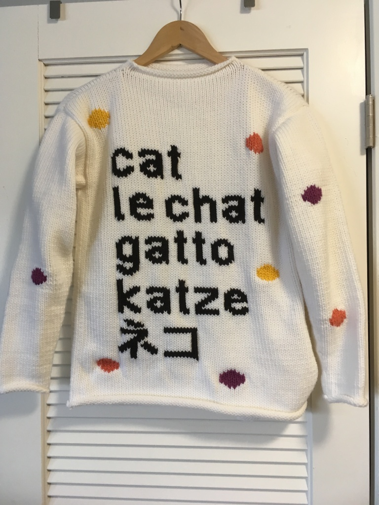 Meow Mix Knits for Life
