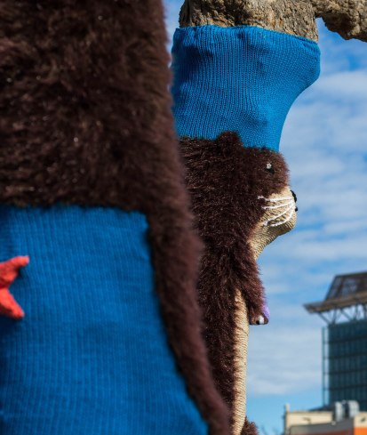 Knitting the Commons: SeaOtters