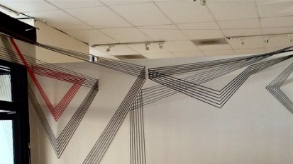 Organic Geometry: String Art